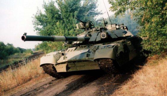 В Україні відродять перше покоління бойової машини Т-84 «Оплот»