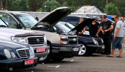 Хто блокує зменшення мита на вживані авто