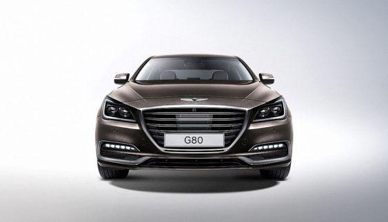 Genesis офіційно представила новий седан G80 (Фото)