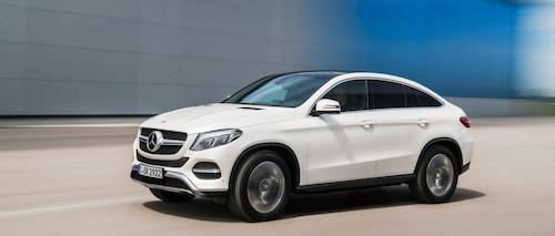 Mercedes-Benz почав серійну збірку кросовера GLC Coupe