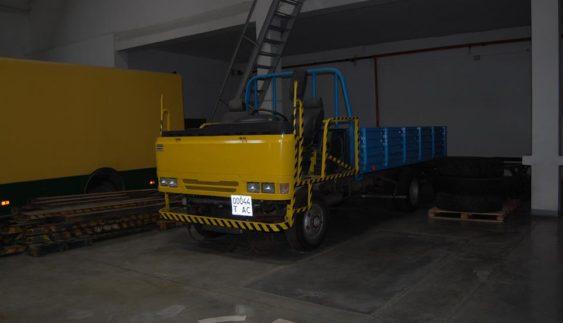 В Україні планували випуск вантажного кабріолета Богдан (ФОТО)