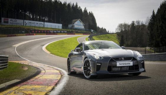 Nissan підготувала GT-R Premium
