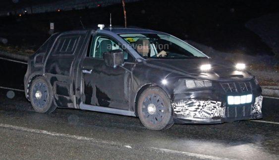 Нове покоління SEAT Ibiza вперше помічено на тестах