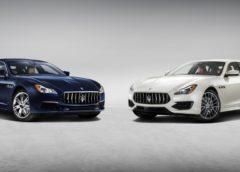 Maserati представила оновлену версію седана Quattroporte