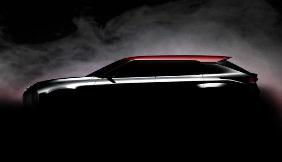 Новий кросовер Mitsubishi: перше зображення
