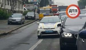 Столична поліція влаштувала масовий рейд для автопорушників