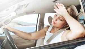 6 порад, як захистити свій автомобіль в спеку
