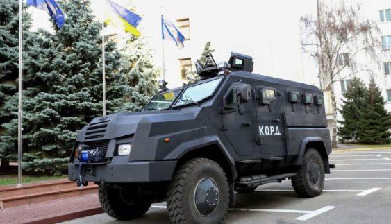 Новий український бронеавтомобіль буде купувати Франція (Фото)