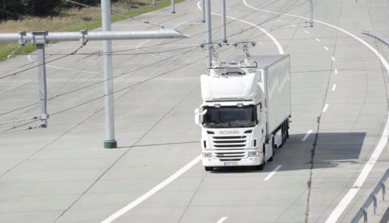 Швеція відкриває першу в світі електричну автодорогу