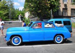 В Києві продемонстрували унікальні рідкісні автомобілі (Фото)