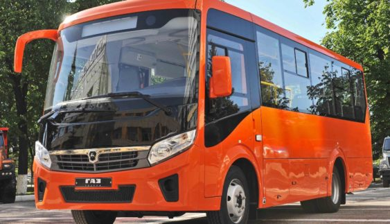 Нове покоління автобусів ПАЗ: виробництво стартувало (Фото)