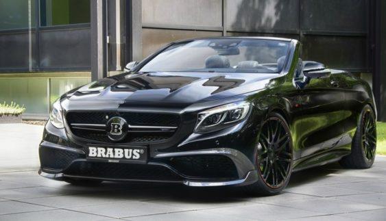 Mercedes-AMG S 63 отримав версію від Brabus