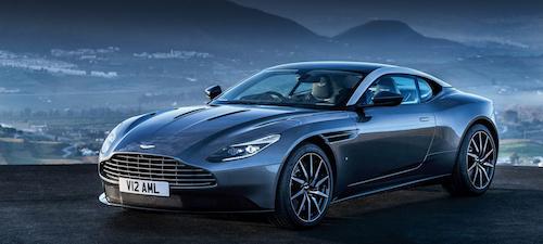 Спорткар Aston Martin DB11 отримав силовий агрегат V12
