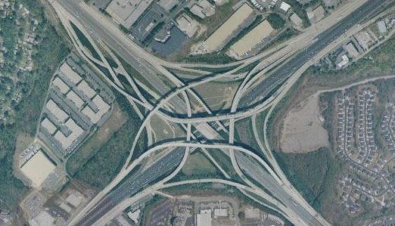 10 запаморочливих транспортних розв'язок (Фото)