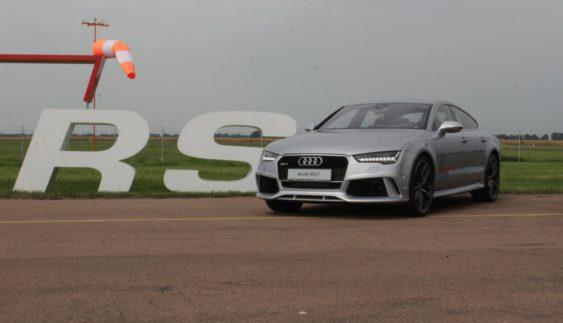 Audi виводить на український ринок свої надпотужні моделі (Фото)