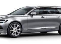Volvo приступила до серійного виробництва універсалу V90
