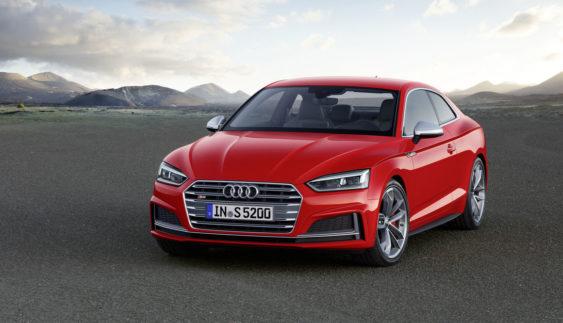 Світова прем'єра: спортивна елегантність нових Audi A5 і S5 Coupé