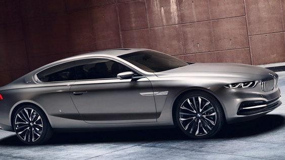 BMW відроджує купе 8-Series