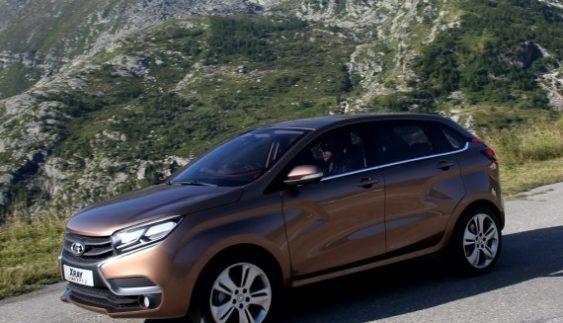 АвтоBA3 покаже три нові машини