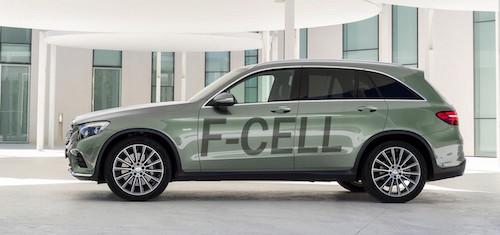 Mercedes-Benz випустить конкурента Tesla Model X