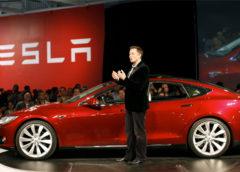 Депутати запропонували побудувати завод Tesla в Україні