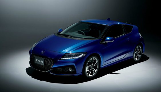 Компанія Honda представила прощальну версію CR-Z