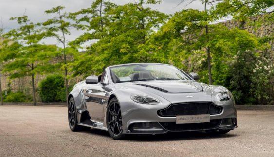 Aston Martin презентував найекстремальніший родстер Vantage GT12