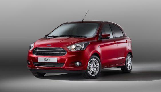 Ford представив новий недорогий хетчбек