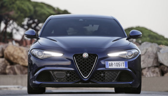 Новий седан Alfa Romeo стане конкурентом BMW 5-series