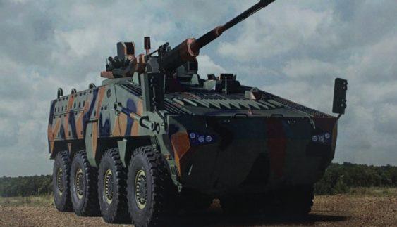 Унікальну бойову машину «Барис» пускають у виробництво