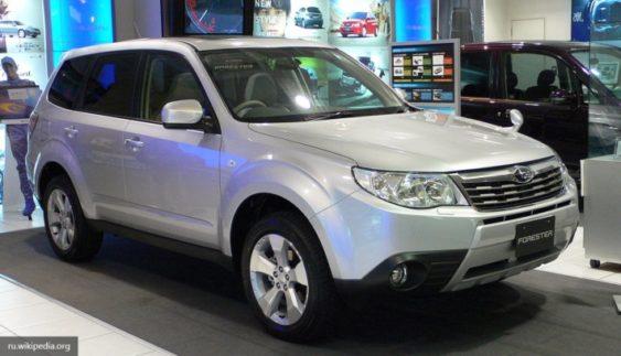 Subaru відродить знятий з виробництва кросовер
