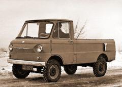 ЗАЗ-970 – українська спроба побудувати мікровен