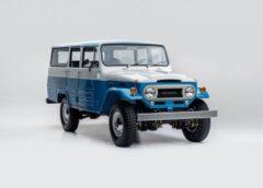 Нове життя старого Toyota Land Cruiser (Фото)
