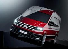 Новий Volkswagen Crafter: перші зображення і цікаві подробиці