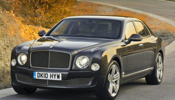 Bentley Mulsanne перетворять на електромобіль