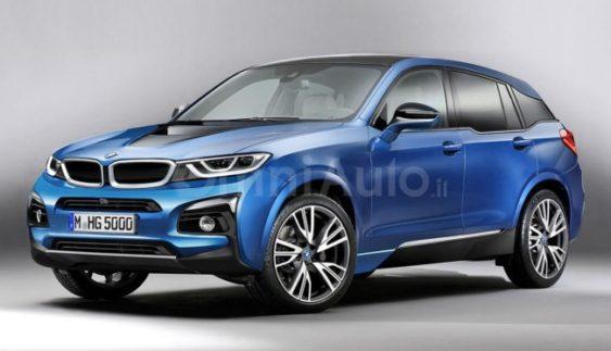 Компанія BMW готує конкурента Tesla Model X