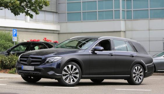 """""""Позашляховий"""" Mercedes-Benz E-Class: перші фото та інформація"""