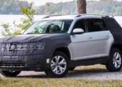 Новий кросовер Volkswagen: перше фото та інформація