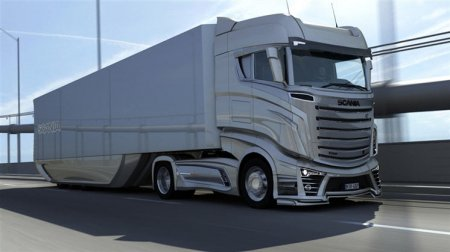 Scania готує нове покоління автомобілів