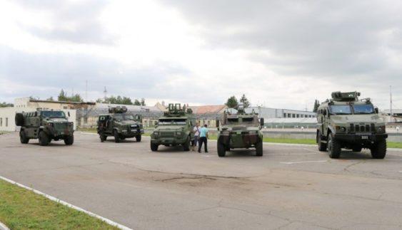 Український бойовий КрАЗ переміг всіх суперників