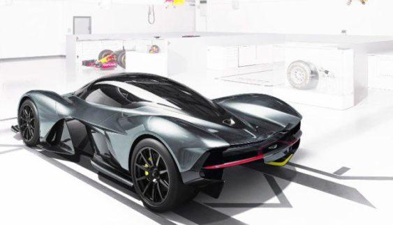 Aston Martin готує найшвидший автомобіль у світі