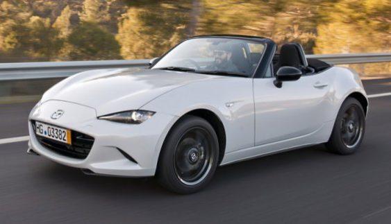 Нова інформація про родстер Mazda MX-5