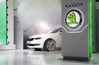 Компанія Skoda встановила світовий рекорд продажів