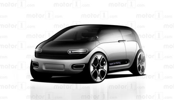 Довгоочікуваний автомобіль Apple: нова інформація