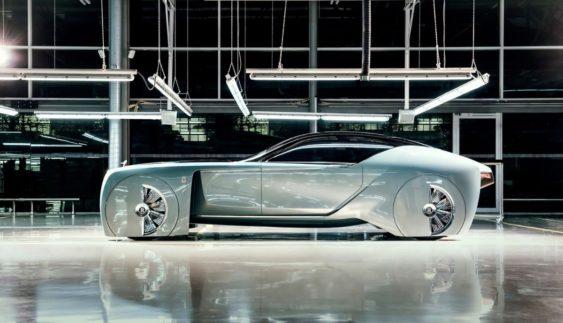 ЗМІ показали найбільш футуристичні концепти авто (Фото)