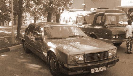 ЗІЛ-4102: рaдянський Rolls-Royce
