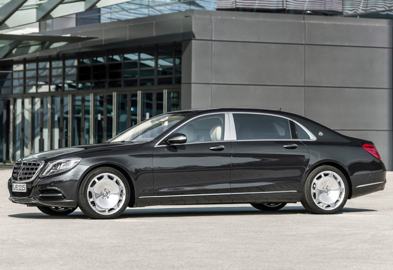 2015 Mercedes-Maybach S600; top car design rating and specifications