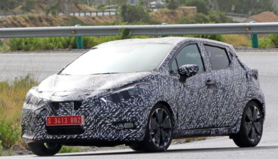 Оприлюднили зображення Nissan Micra нового покоління