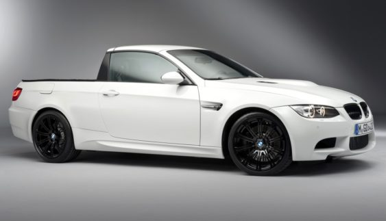 BMW може випустити серійний пікап
