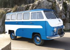 Єдиний екземпляр мікроавтобуса Москвич-А9